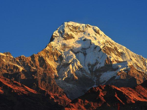 Annapurna Base Camp Short Trek