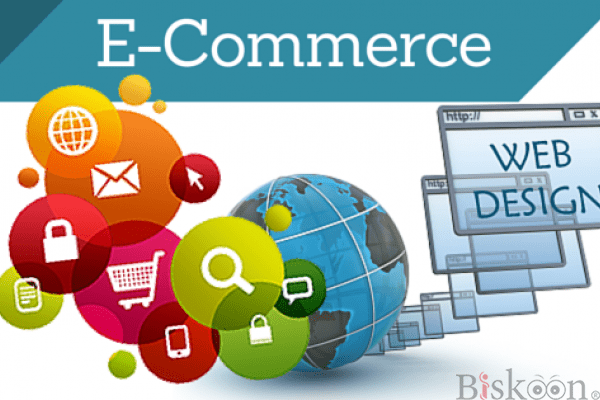 E-commerce website design in Kathmandu