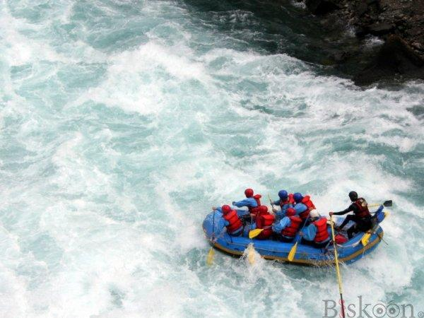 Bhote Koshi River Rafting - 1 Day