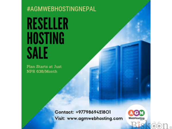 Affordable Reseller Hosting Services – AGM Web Hosting