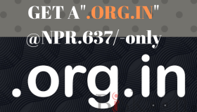 "Get a "".ORG.IN"" Domain at Just NPR.637/- Only! - AGMWebHosting"