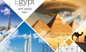 Dubai and Egypt 7 nights 8 days