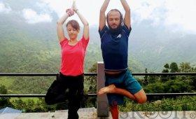 Yoga Trek In Nepal