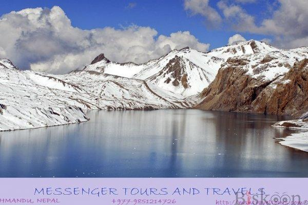 Tilicho Lake Trek in Nepal