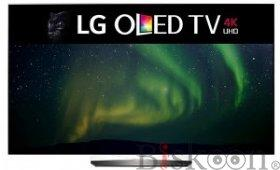 Embrace your Tv watching experience with Lg OLED TV