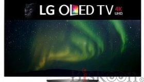 Built to impress: LG OLED TV with 4K Dolby Vision with HDR