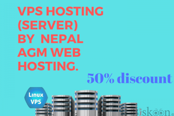 Get Flat50% Off on VPS Hosting (Server) for your business-by AGM Web Hosting.