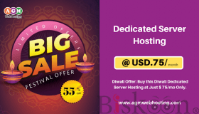 Nepal AGM Web Hosting Bring The Diwali Sale Offer Dedicated Server Hosting.
