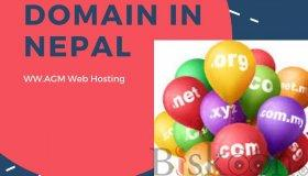 Buy A Domain In Nepal / Buy Domain From Nepal-Nepal AGM Web Hosting