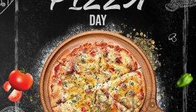 Every Tuesday Pizza Day at Marcopolo Restaurant