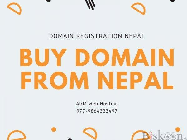 buy domain from nepal