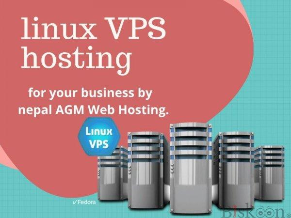 Get 40%off linux VPS hosting for your business by  nepal AGM Web Hosting.