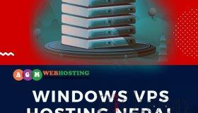Windows VPS Hosting Nepal