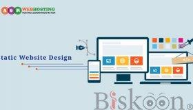 Static Website Development, Website Development Company India – AGM Web Hosting