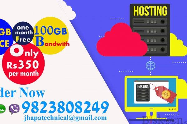 Fast & Secured web Hosting  On  cheap rate