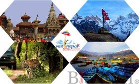 Visit Nepal 2020 with Messenger Travel and Tours