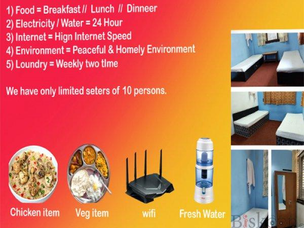 PG Guest house and Hostel