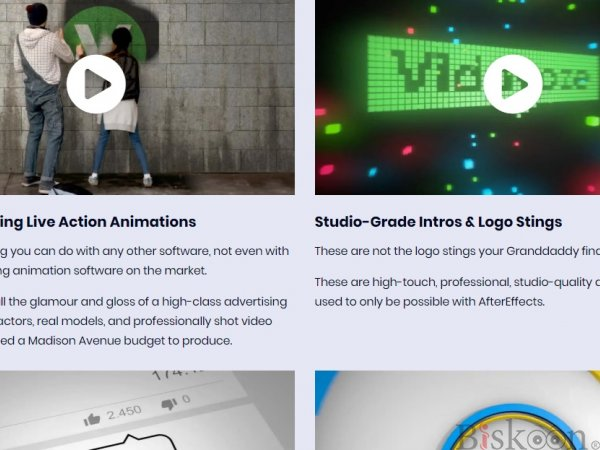 Automatic Animation and Video Software