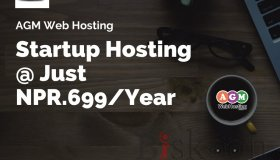 Buy Hosting @Nrs.699 with Grand Offer-AGM Web Hosting