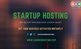 Buy Startup Hosting on AGM Web Hosting