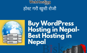 Buy WordPress Hosting in Nepal-Best Hosting in Nepal