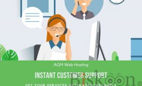 Instant Customer Service - AGM Web Hosting
