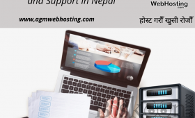 Buy Hosting in Nepal - Best Service and Support in Nepal