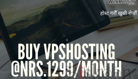 Affordable hosting in Nepal - VPS Hosting Nepal