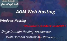 Buy windows multi domain hosting with 10% cashback on IME Pay