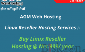 Buy Linux Reseller Hosting with 10%instant CashBack offer