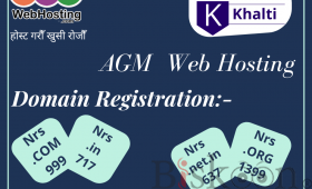 Domain Registration Service in Nepal - Pay Via Khalti and get 10% CashBack