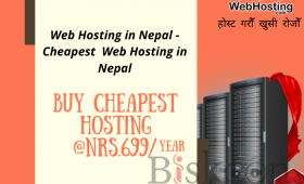 Cheapest Web Hosting in Nepal - Web Hosting in Nepal