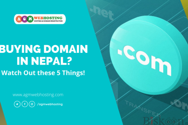 5 Challenges on Domain Registration - Buying a Domain Name in Nepal