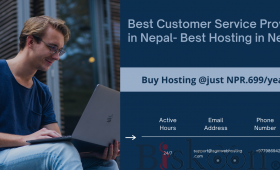 Best Customer Service provider in Nepal - Best Hosting in Nepal