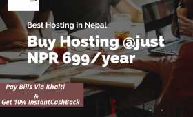 Hosting Company in Nepal - Best Hosting in Nepal