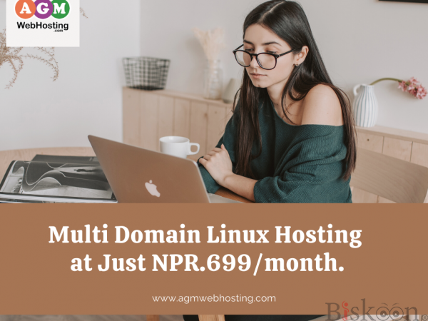 Multi Domain Linux Hosting