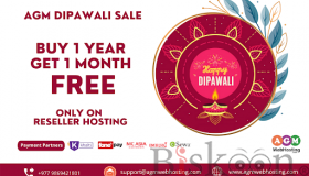 Big AGM DIPAWALI SALE IS LIVE NOW
