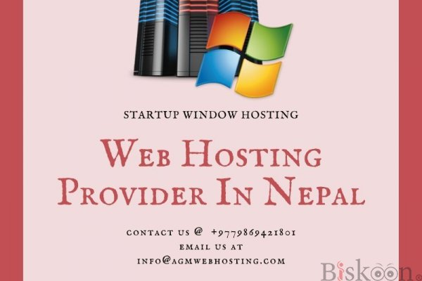 Affordable And Cheapest startup window hosting plan at just Npr-999/year.