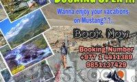 Booking Open for Mustang Muktinath Tour - 2018