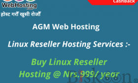 Cheapest Linux  Reseller Hosting at just 999/month  Nepal