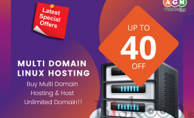 Best   Linux  Multi Domain Hosting at just NPR. 699/month  in Nepal - AGM Web Hosting