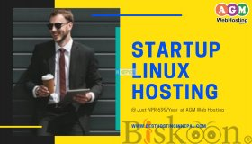 Best  Linux  hosting startup  at just NPR.699 /year  - AGM Web Hosting