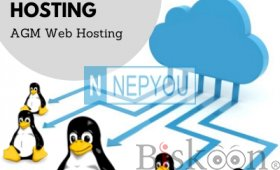 Get start Linux Cloud Hosting  only just NPR 1282/month only at AGM Web Hosting