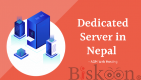 Server Dedicated Hosting just  NPR 8999/month only - AGM WEB HOSTING.