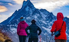 10 Days Annapurna Base Camp Trek By Helicopter