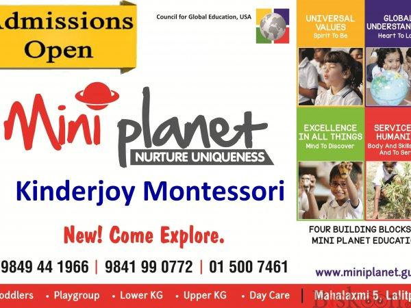 Kinderjoy Montessori