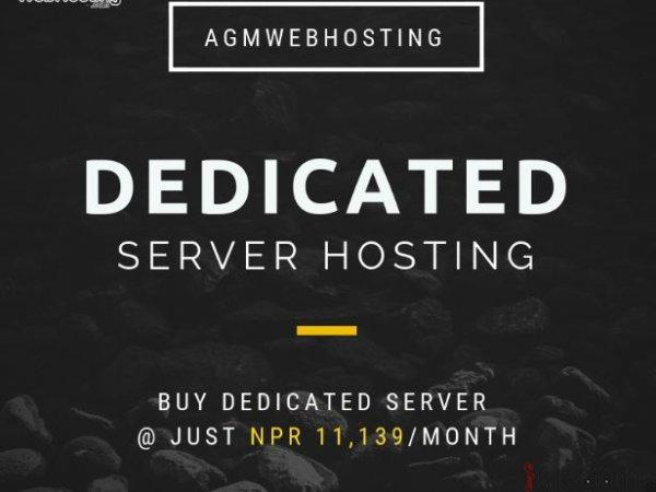 Cheap Dedicated Server in Nepal - AGM Web Hosting