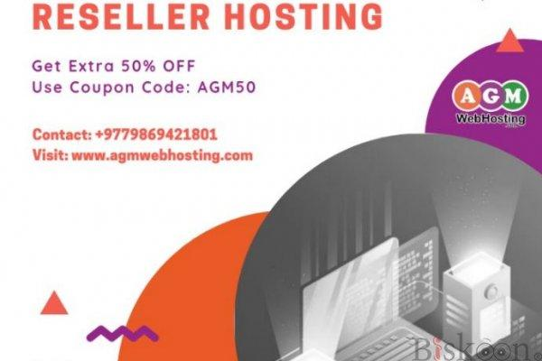 Linux Reseller Hosting Services in Nepal – AGM Web Hosting