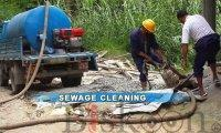 Sewage and Drainage cleaning service
