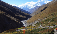 Annapurna Circuit Trek - Nepal Hiking Trek